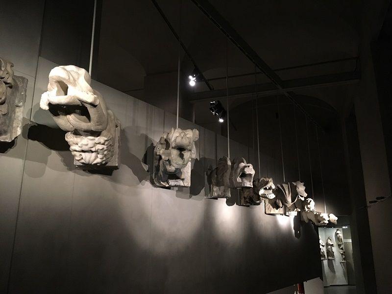 イタリア ミラノ ドゥオーモ 博物館
