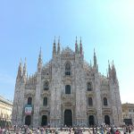 男一人でミラノ(イタリア)に海外旅行してきた