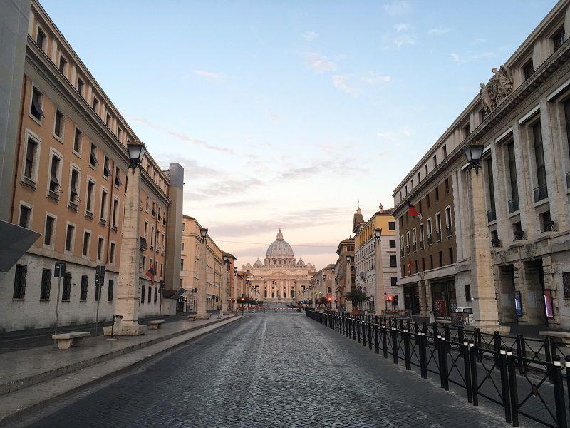 イタリア ローマ バチカン市国 サン・ピエトロ大聖堂1