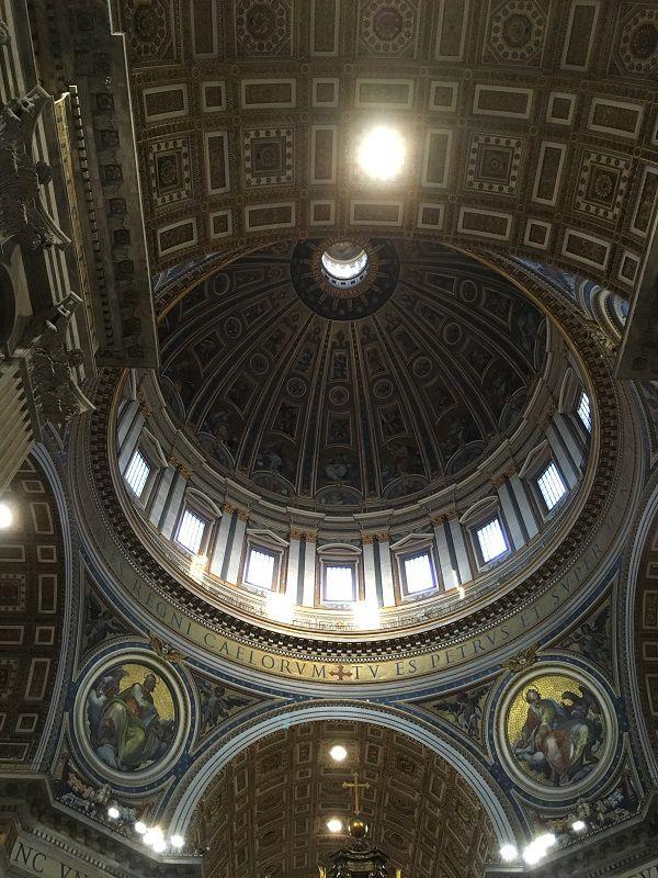 イタリア ローマ バチカン市国 サン・ピエトロ大聖堂7