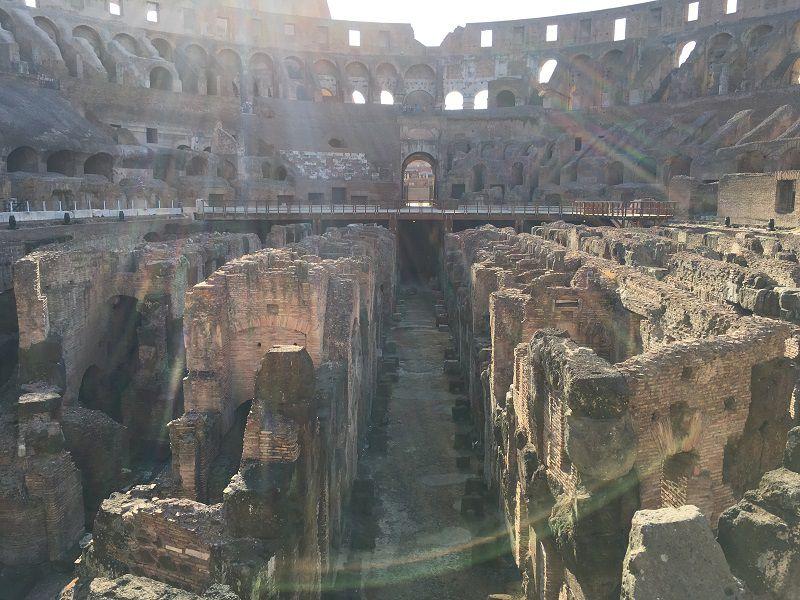 イタリア ローマ コロッセオ2
