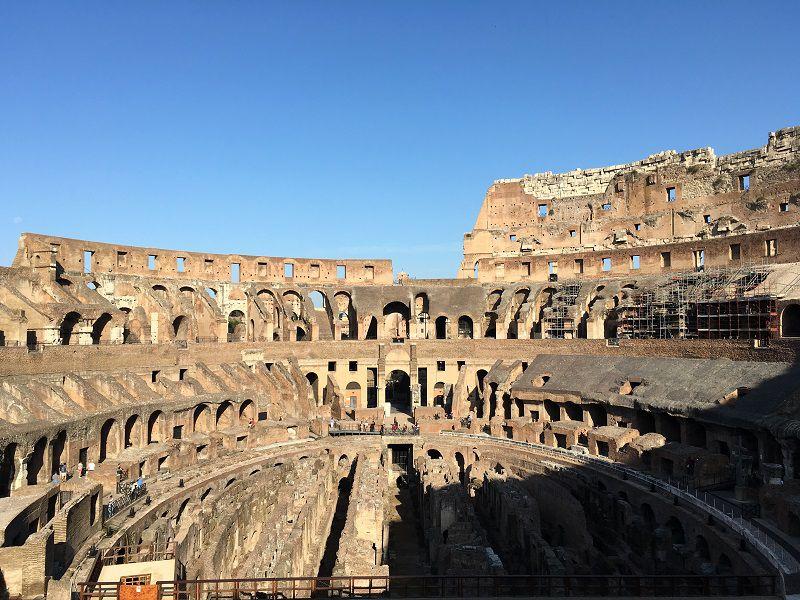 イタリア ローマ コロッセオ3