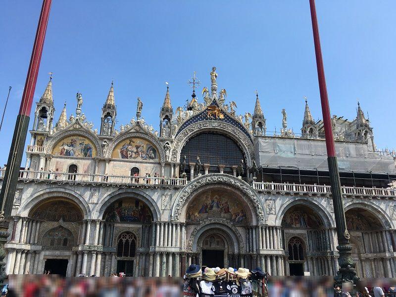イタリア ヴェネツィア サン・マルコ寺院
