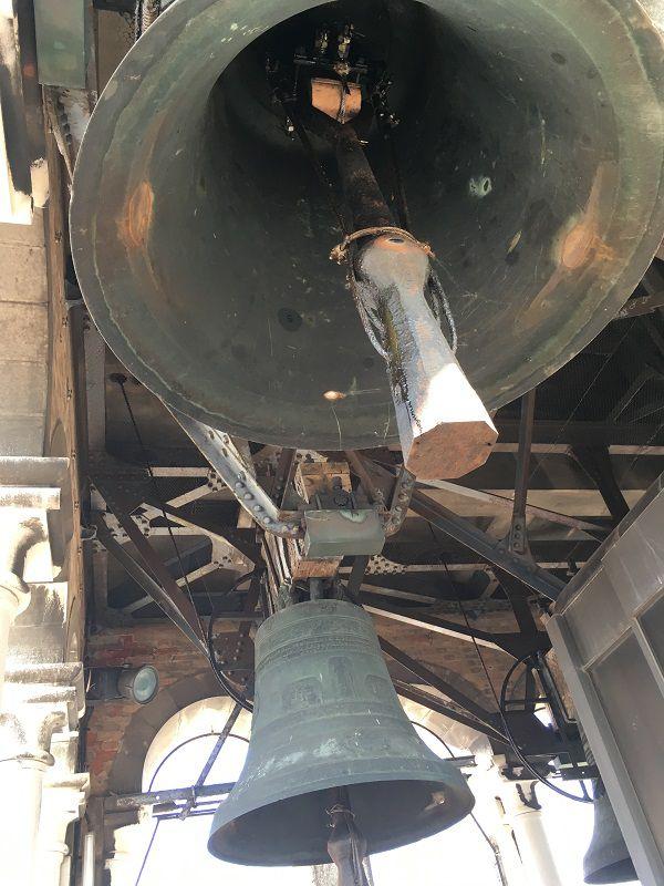 イタリア ヴェネツィア 大鐘楼の鐘