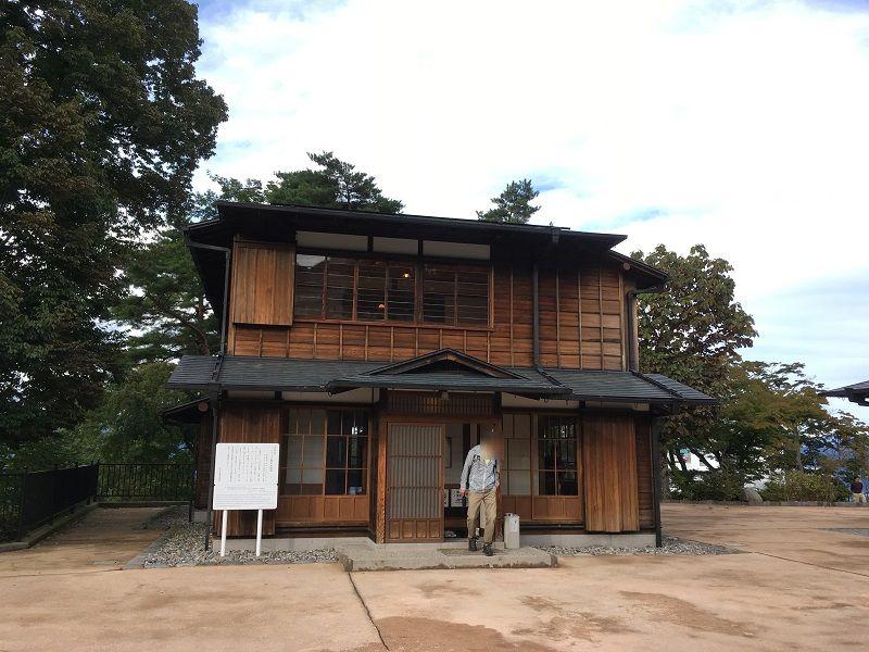 伊香保温泉 ハワイ王国公使別邸1