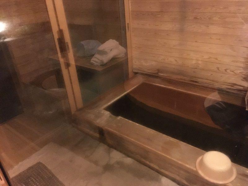 別府温泉 眺望の宿 しおり 家族風呂2