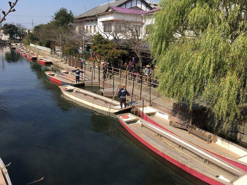 柳川 川下り1
