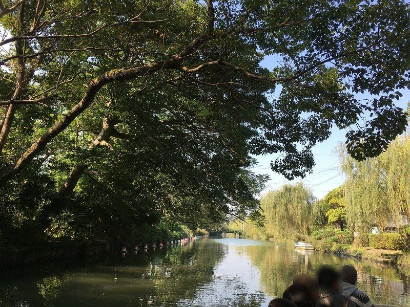 柳川 川下り3