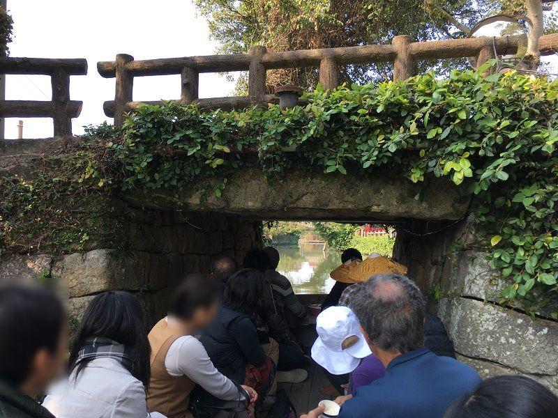 柳川 川下り 橋2