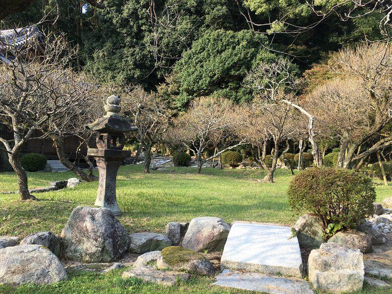 大宰府天満宮 曲水の庭