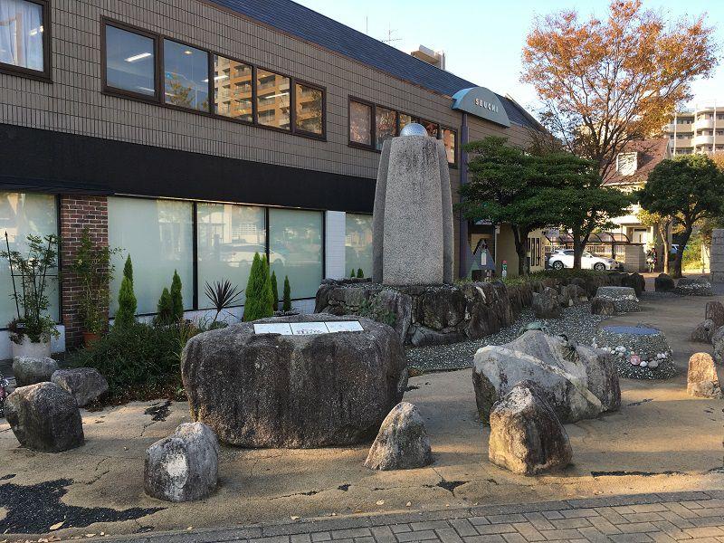 博多 サザエさん発案の地2