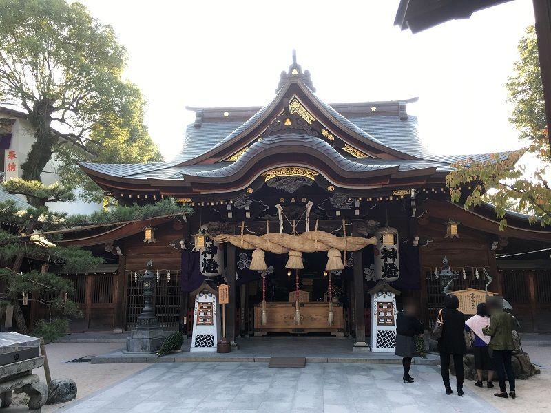 博多 櫛田神社2