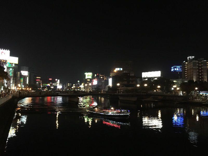 博多 中州 屋台 那珂川
