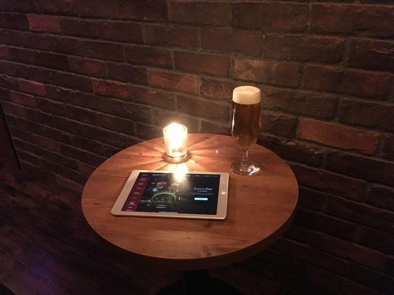 The PRIVATE LOUNGE (ザ プライベート ラウンジ) 赤坂店 ビール