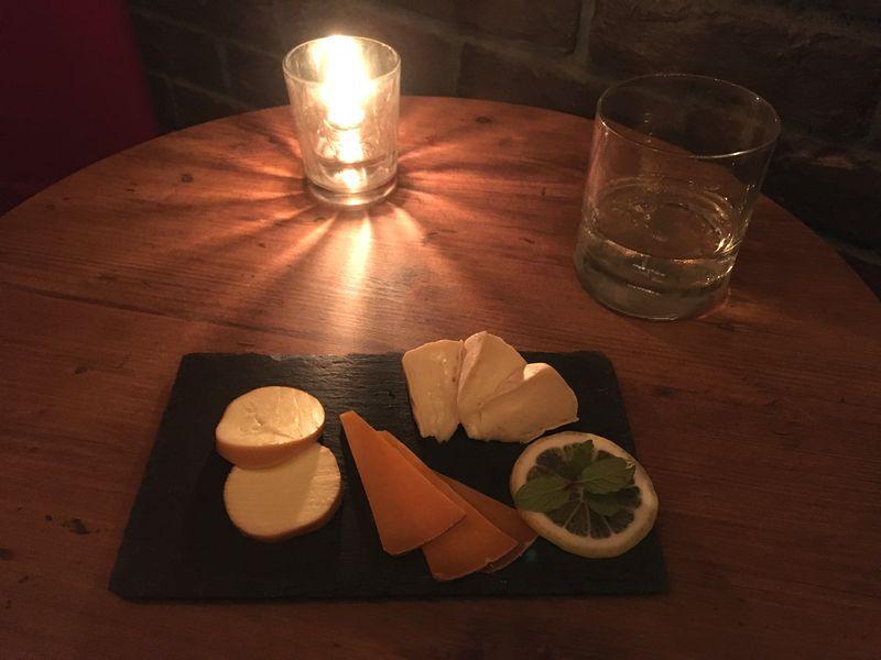 The PRIVATE LOUNGE (ザ プライベート ラウンジ) 赤坂店 チーズ盛り合わせ