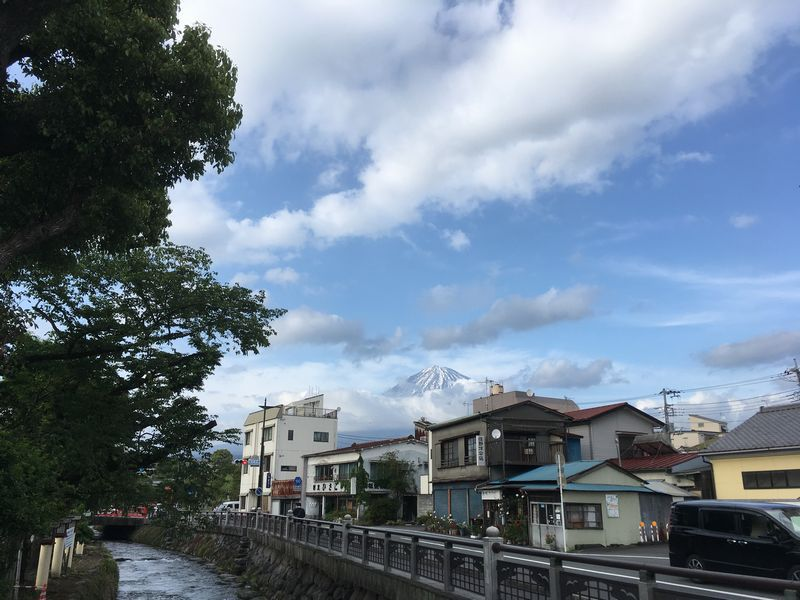 富士宮 富士山