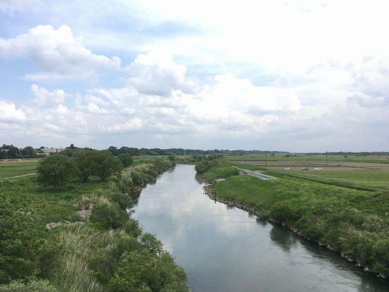 鴻巣 荒川