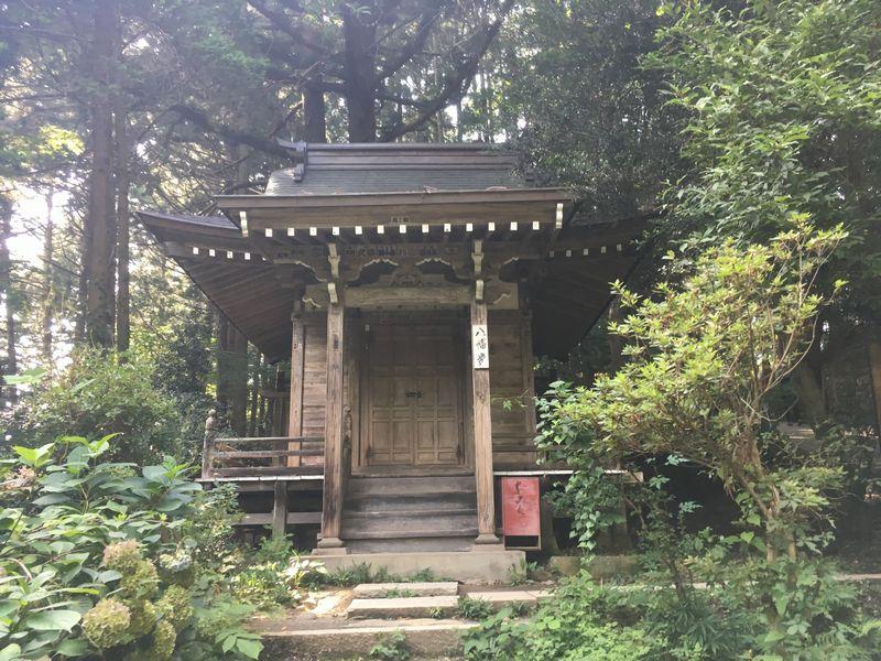 平泉 中尊寺 八幡堂