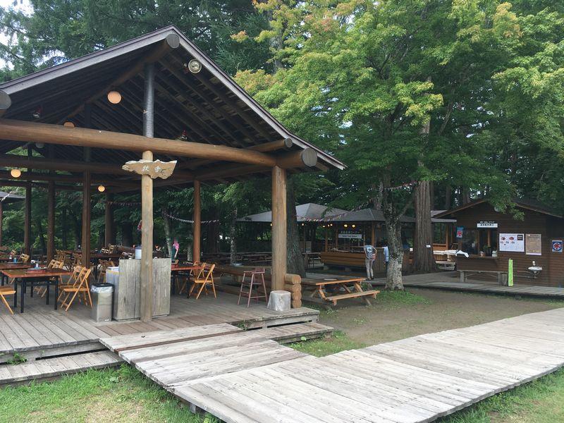 小岩井農場 炭火焼きバーベキュー食堂