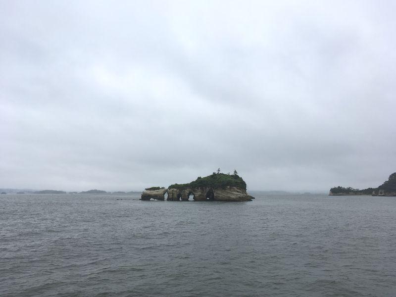 松島 遊覧船 松島島巡り観光船 鐘島