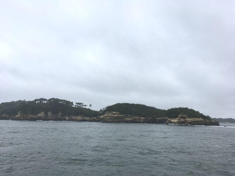 松島 遊覧船 松島島巡り観光船