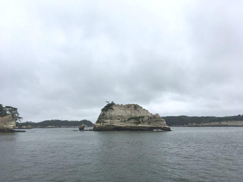 松島 遊覧船 松島島巡り観光船 陰田島