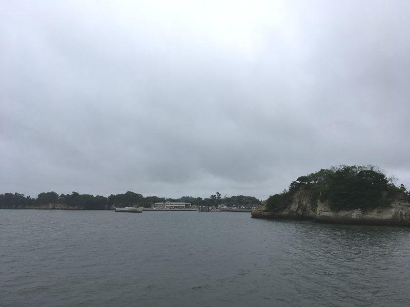 松島 遊覧船 松島島巡り観光船 学校