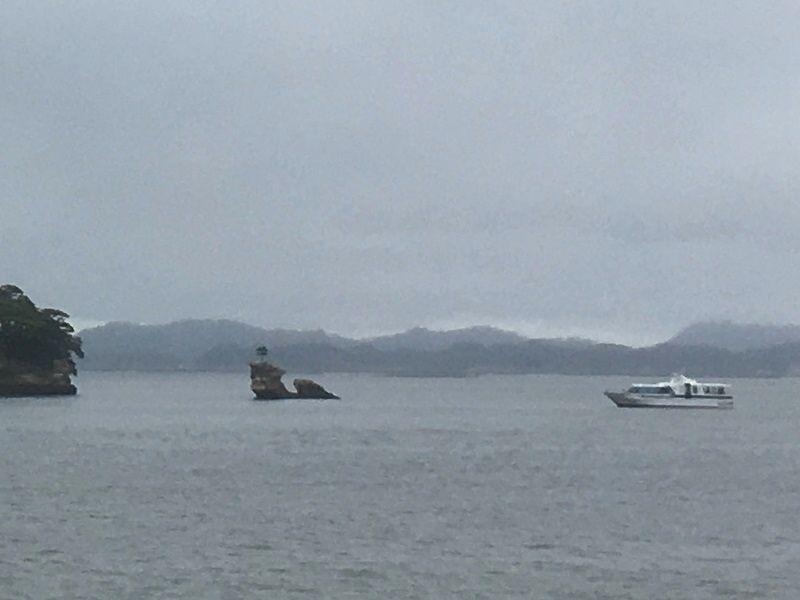 松島 遊覧船 松島島巡り観光船 千貫島