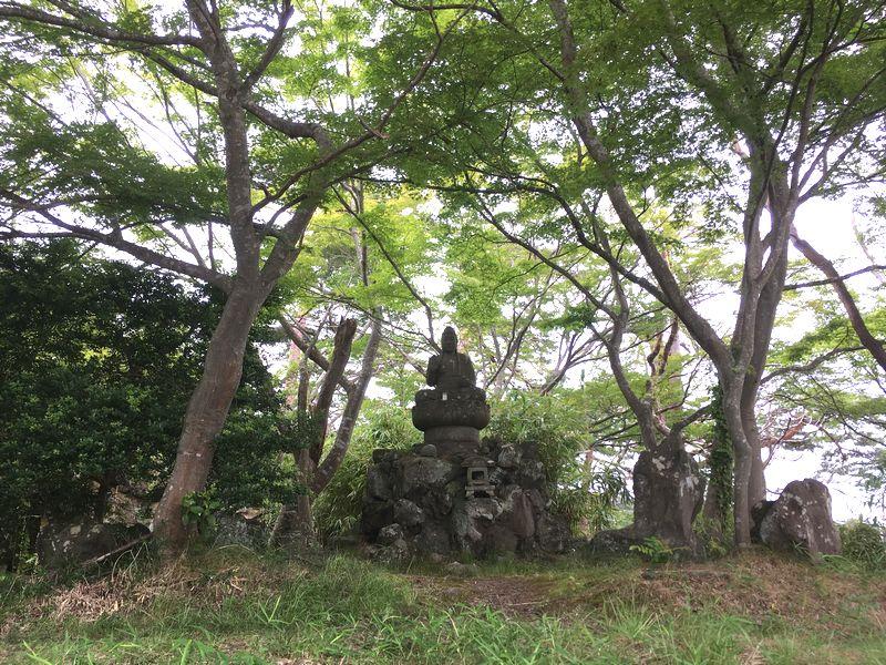 松島 雄島 仏像