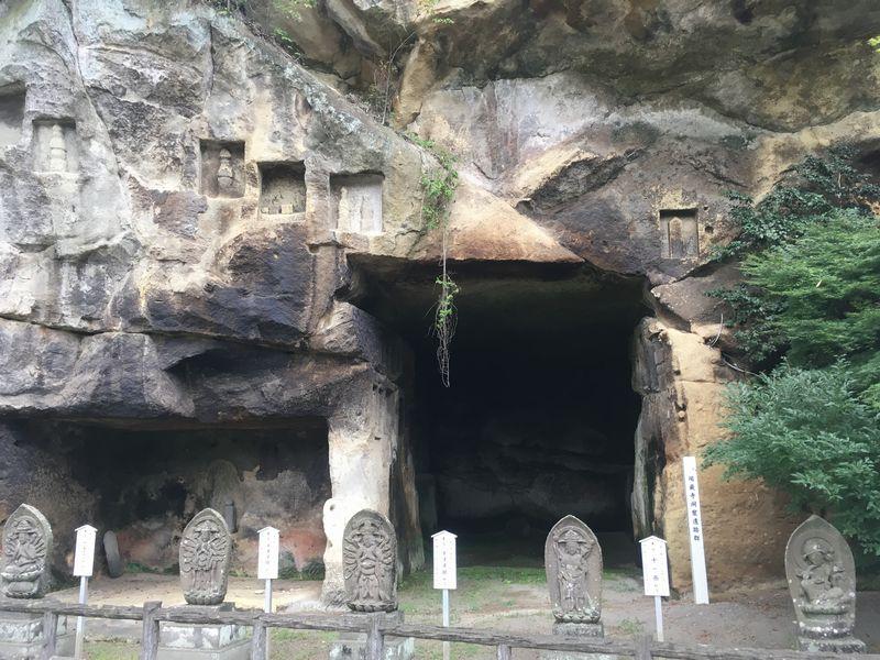 松島 瑞巌寺 洞窟遺跡群
