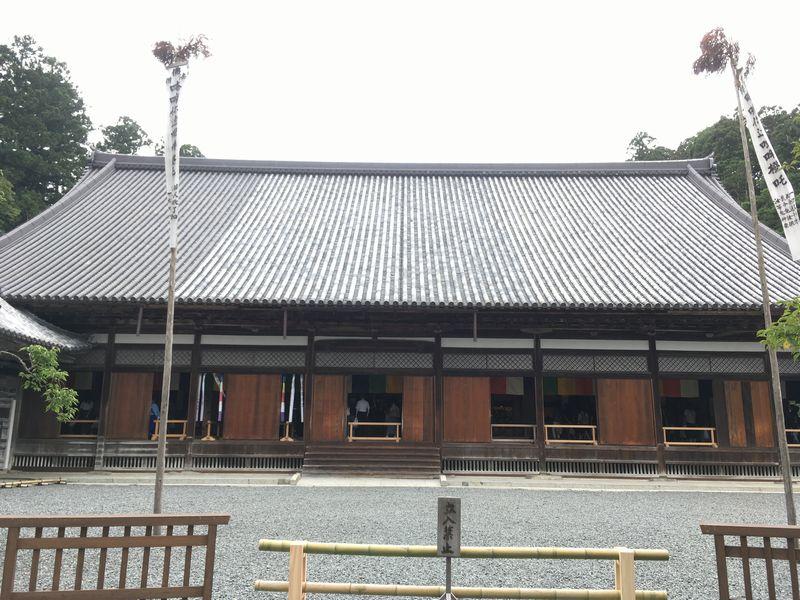 松島 瑞巌寺 本堂