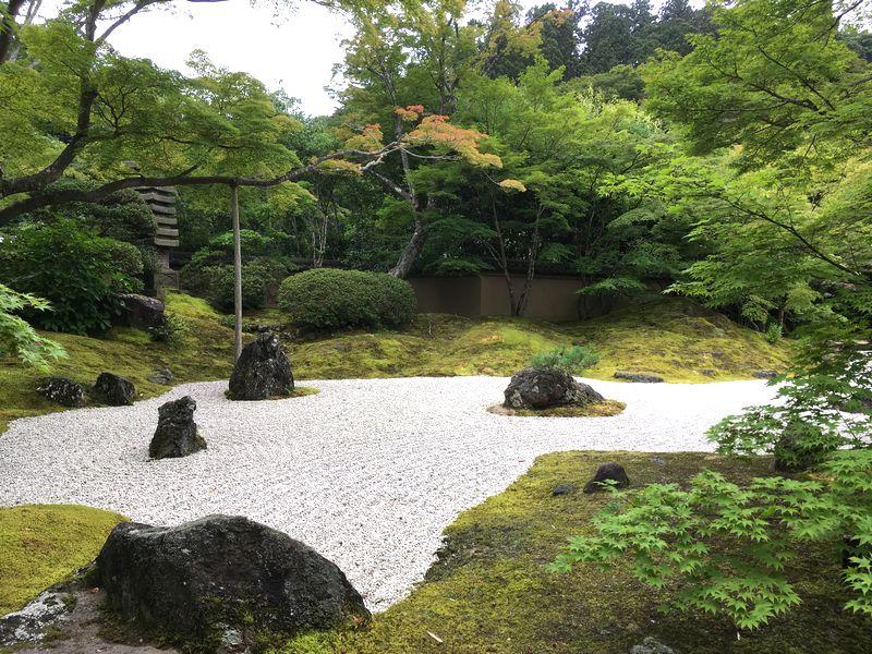 松島 円通院 庭園 石庭 雲外天地の庭 天の庭 地の庭 七福神庭園
