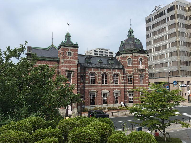 岩手銀行赤レンガ館 盛岡銀行