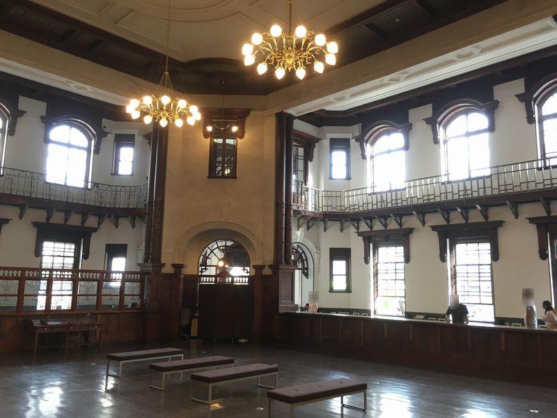 岩手銀行赤レンガ館 盛岡銀行 多目的ホール