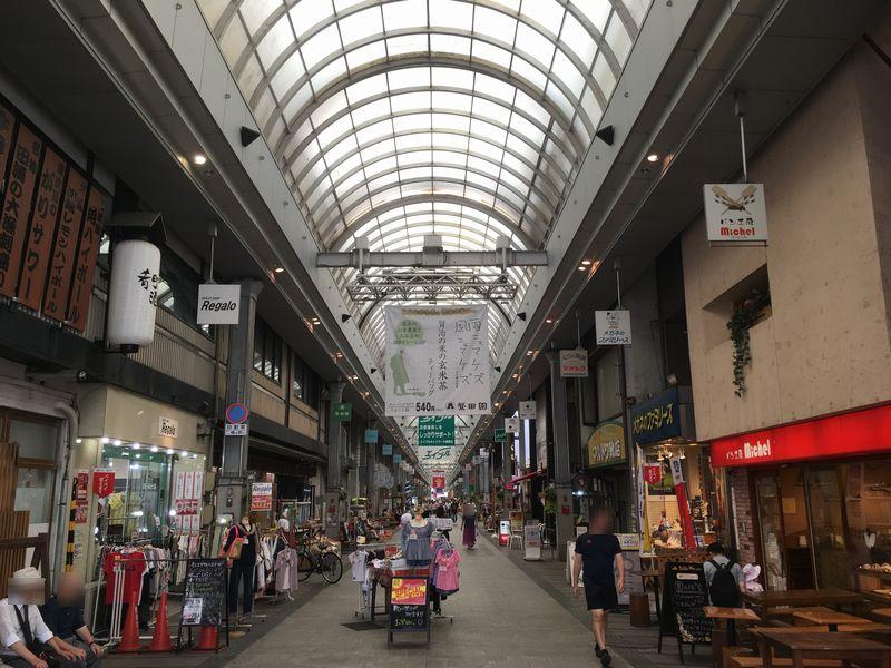 盛岡 商店街
