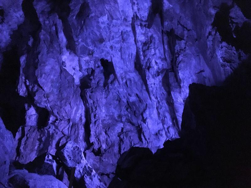 龍泉洞 鍾乳洞