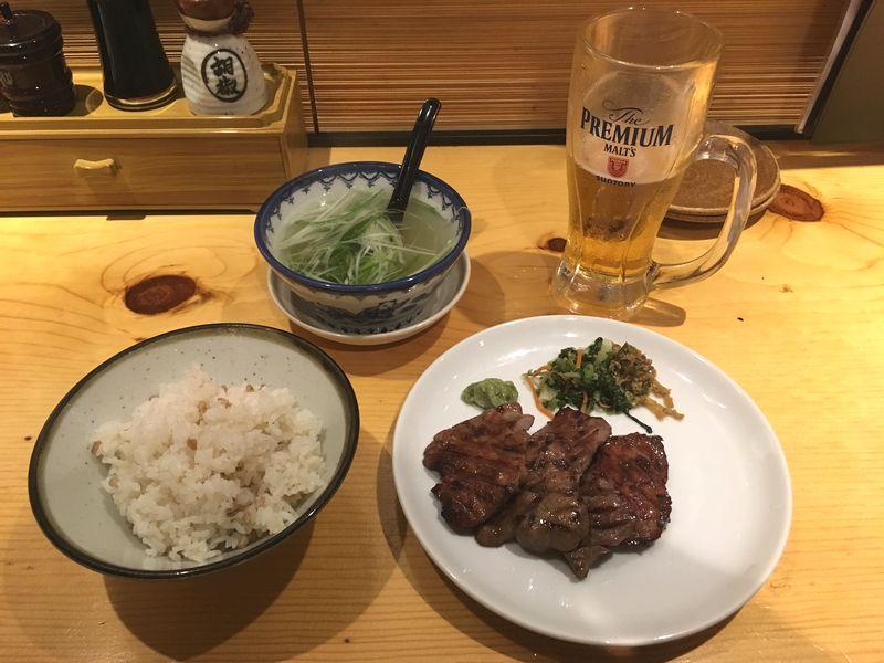 仙台 牛タン専門店 司 牛タン定食