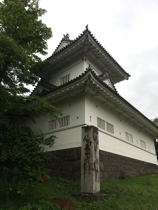 仙台城 青葉城 大手門脇櫓