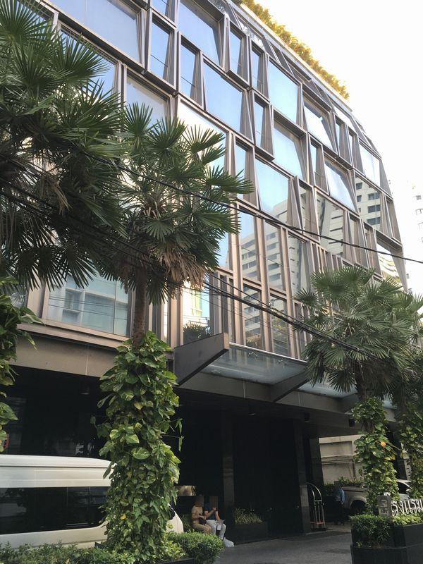 タイ バンコク ホテル Galleria 10 Sukhumvit Bangkok (ガレリア 10 スクンビット バンコク) 建物
