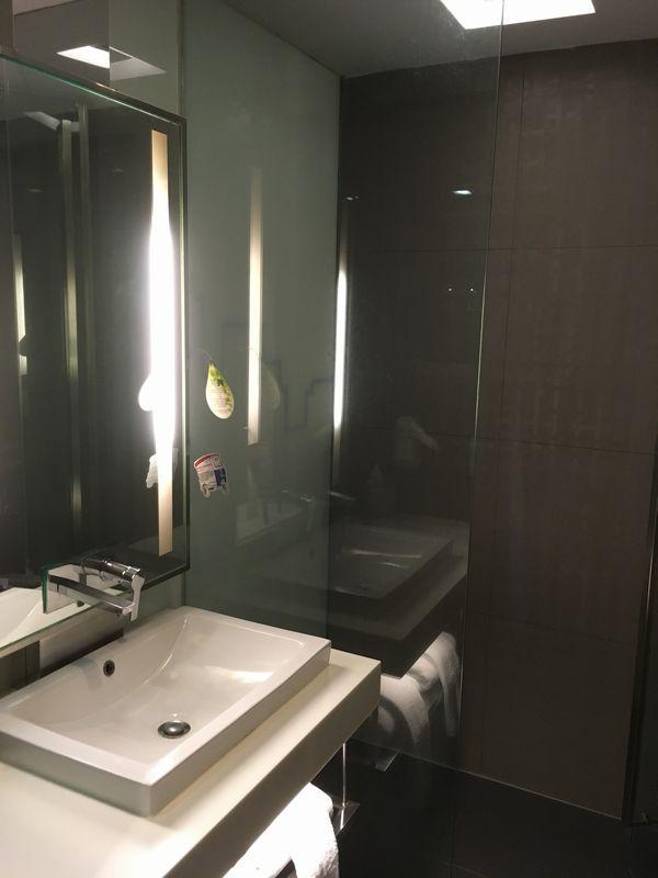 タイ バンコク ホテル Galleria 10 Sukhumvit Bangkok (ガレリア 10 スクンビット バンコク) バスルーム