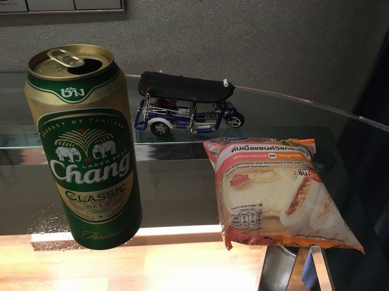 タイ バンコク チャーン ビール Chang classic