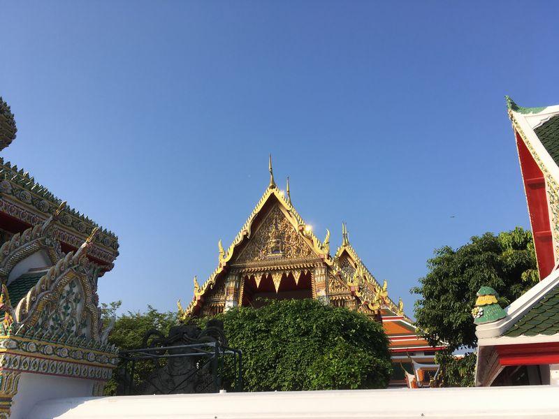 タイ バンコク ワット・ポー
