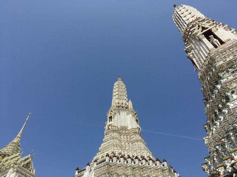 タイ バンコク ワット・アルン 仏塔