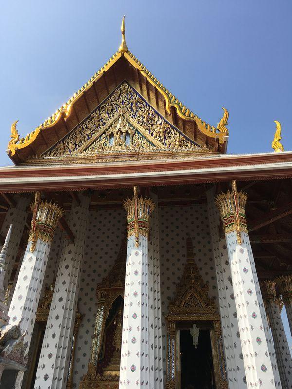 タイ バンコク ワット・アルン 本堂