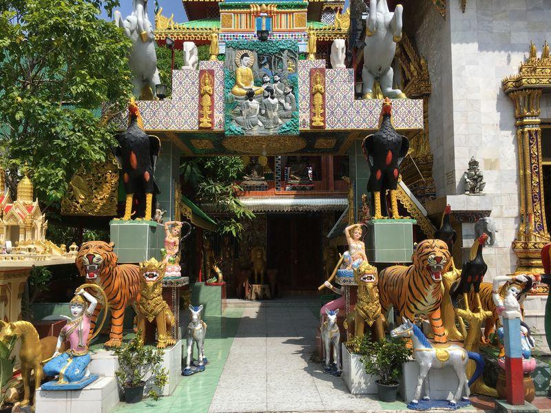 タイ バンコク ワット・クンチャン