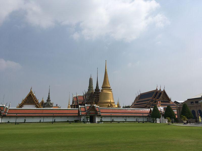 タイ バンコク ワット・プラケオ