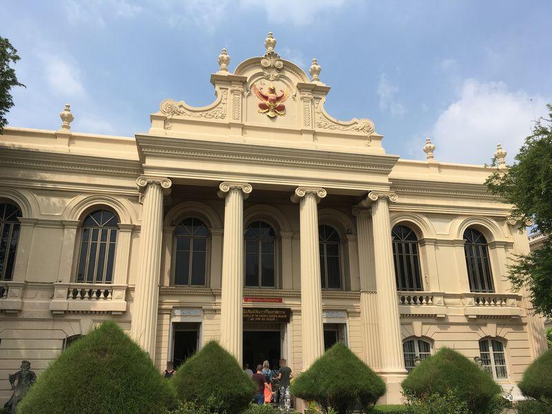 タイ バンコク 王宮 ワット・プラケオ博物館