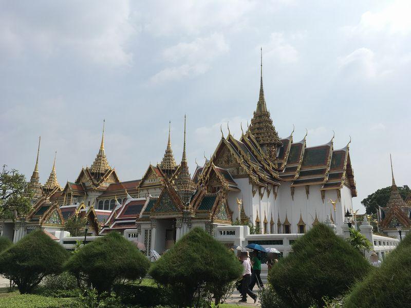 タイ バンコク 王宮 チャクリー宮殿 ドゥシット宮殿