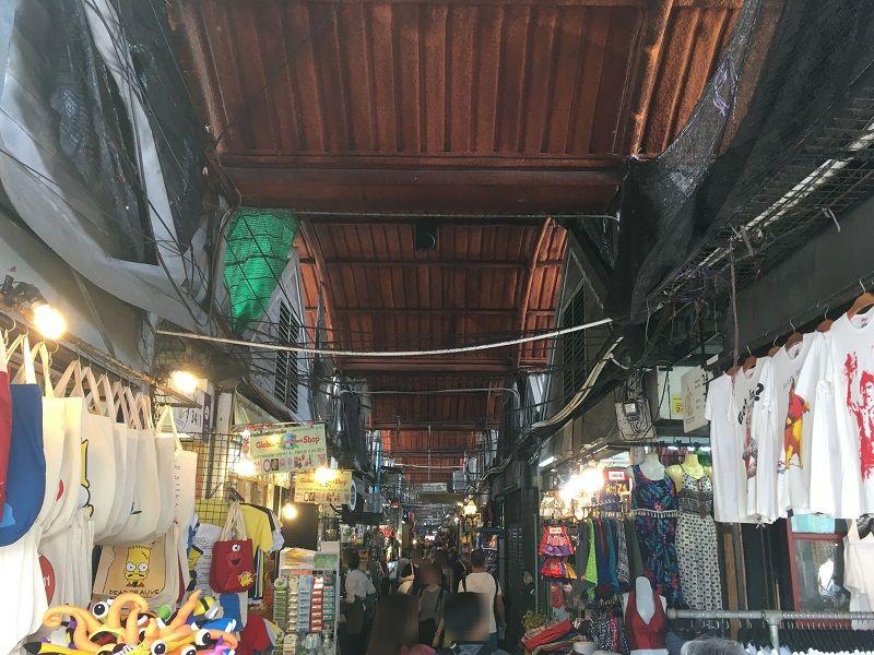 タイ バンコク チャトゥチャック・ウィークエンドマーケット