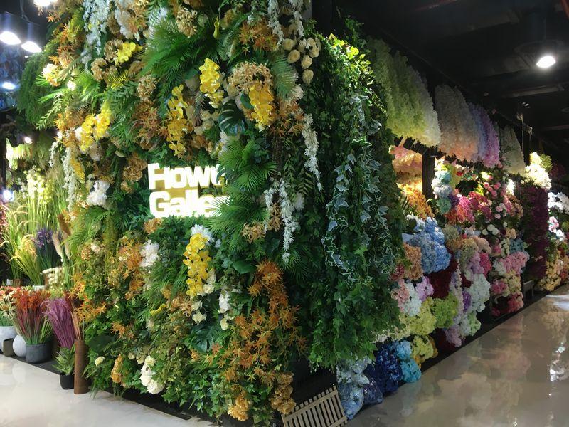 タイ バンコク Mixt Chatuchak 花屋